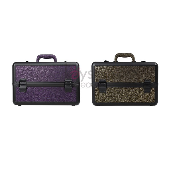 Makeup Storage Case With Locks And Trays Cwb6360 Cosmetic Case