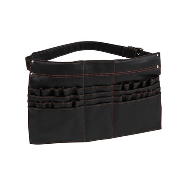 Professional PU Leather Makeup Tool Belt Makeup Brush Waist Bag (KBH015) - Makeup  Brush holder bag - keysonbeauty a414ef065413a